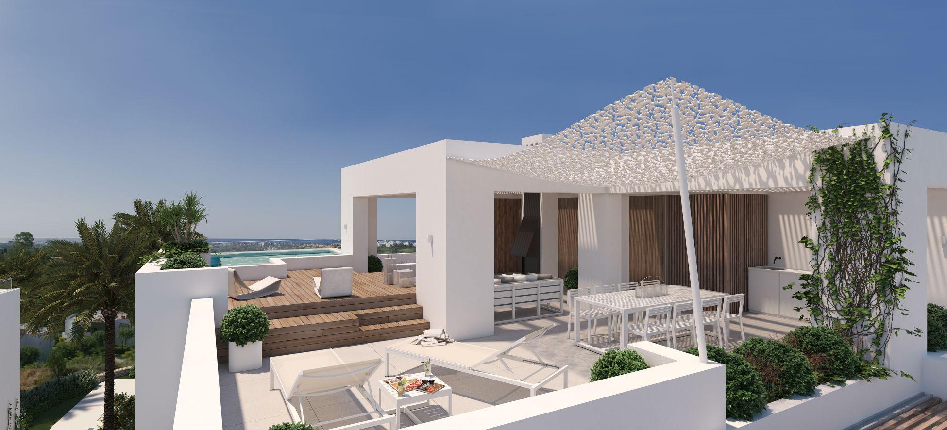 Unico-penthouse terrace