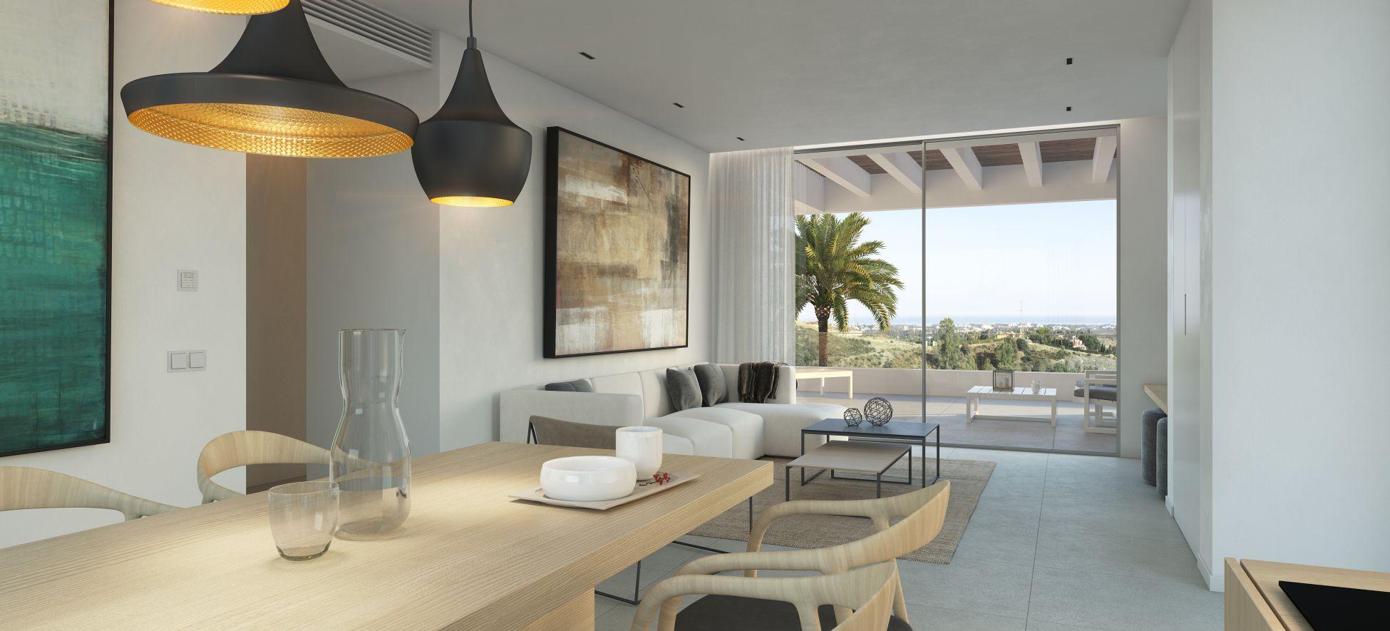 Unico-penthouse living